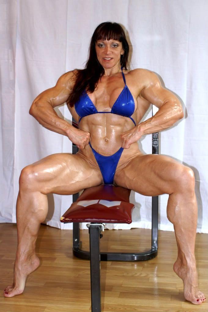 Jana Linke-Sippl - World Class Bodybuilding Forum | jose | Pinterest