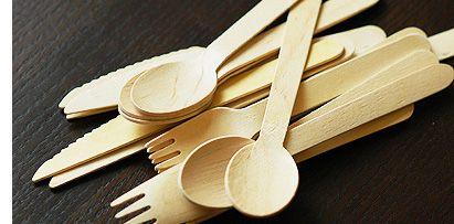 Compostable Biodegradable Tableware Dinnerware Disposable Spoons | Eco-gecko.com & Compostable Biodegradable Tableware Dinnerware Disposable Spoons ...