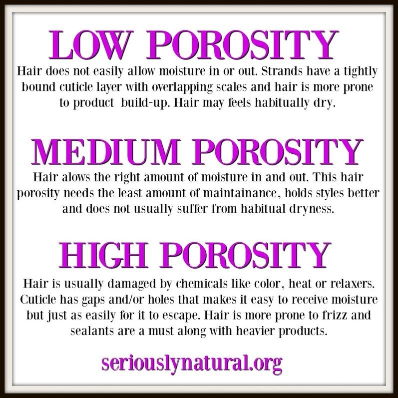 I Have High Porosity Hair And Here's How I Deal With It