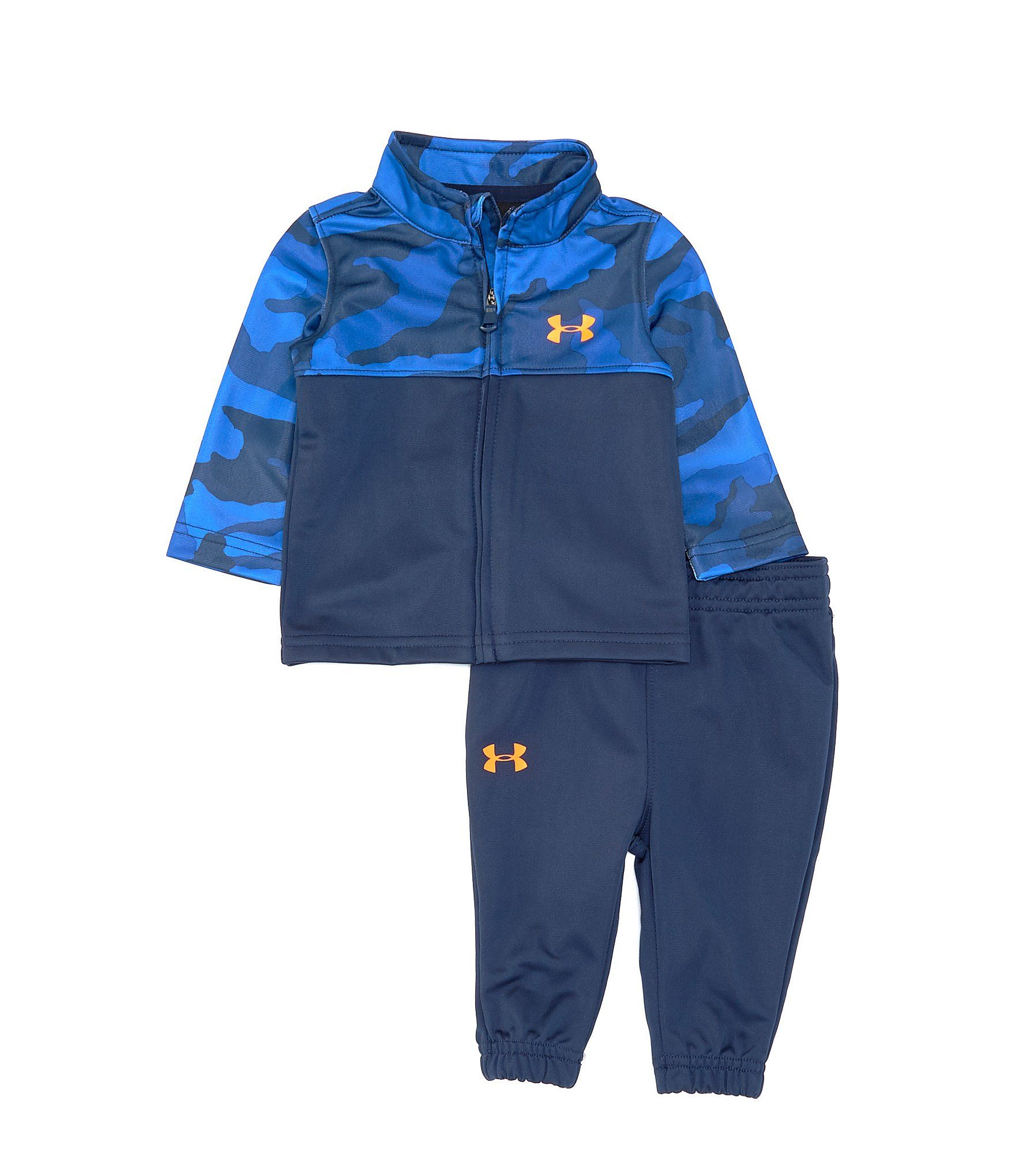 Under Armour Baby Boys Newborn24 Months Camo Track Jacket