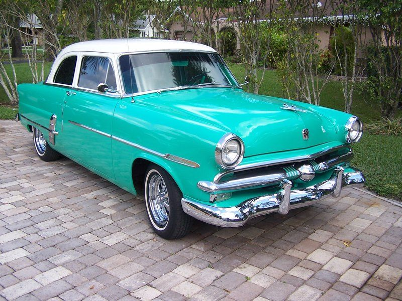 1953 Ford fairlane for sale by Owner Southwest ranches