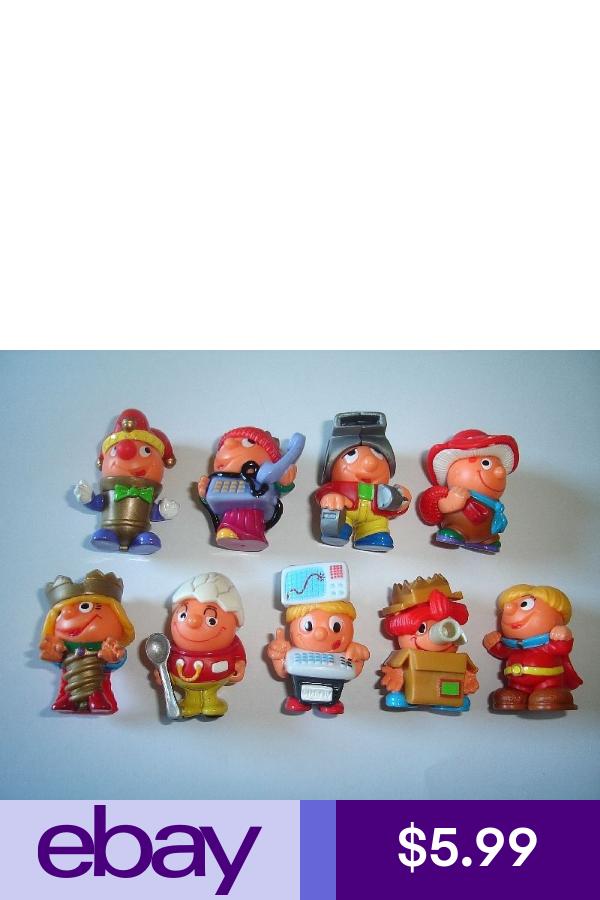 Kinder Toy Figures Ebay Collectibles Kinder Surprise People Figures Toys