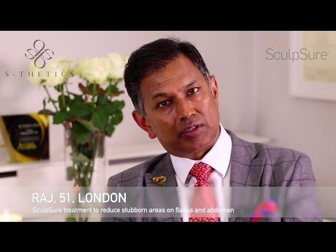SculpSure Patient Reviews - at S-Thetics Skin Clinic in