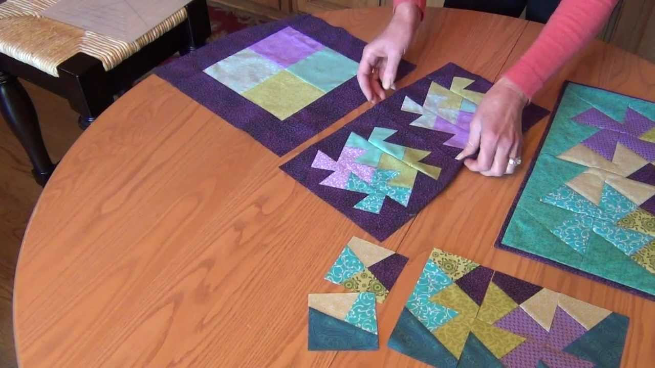 Machine Quilt Straight Lines with Rulers - Beginner Quilting ... : twister quilt ruler - Adamdwight.com
