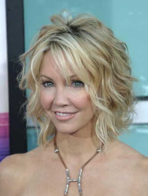 Image result for wavy layered bob