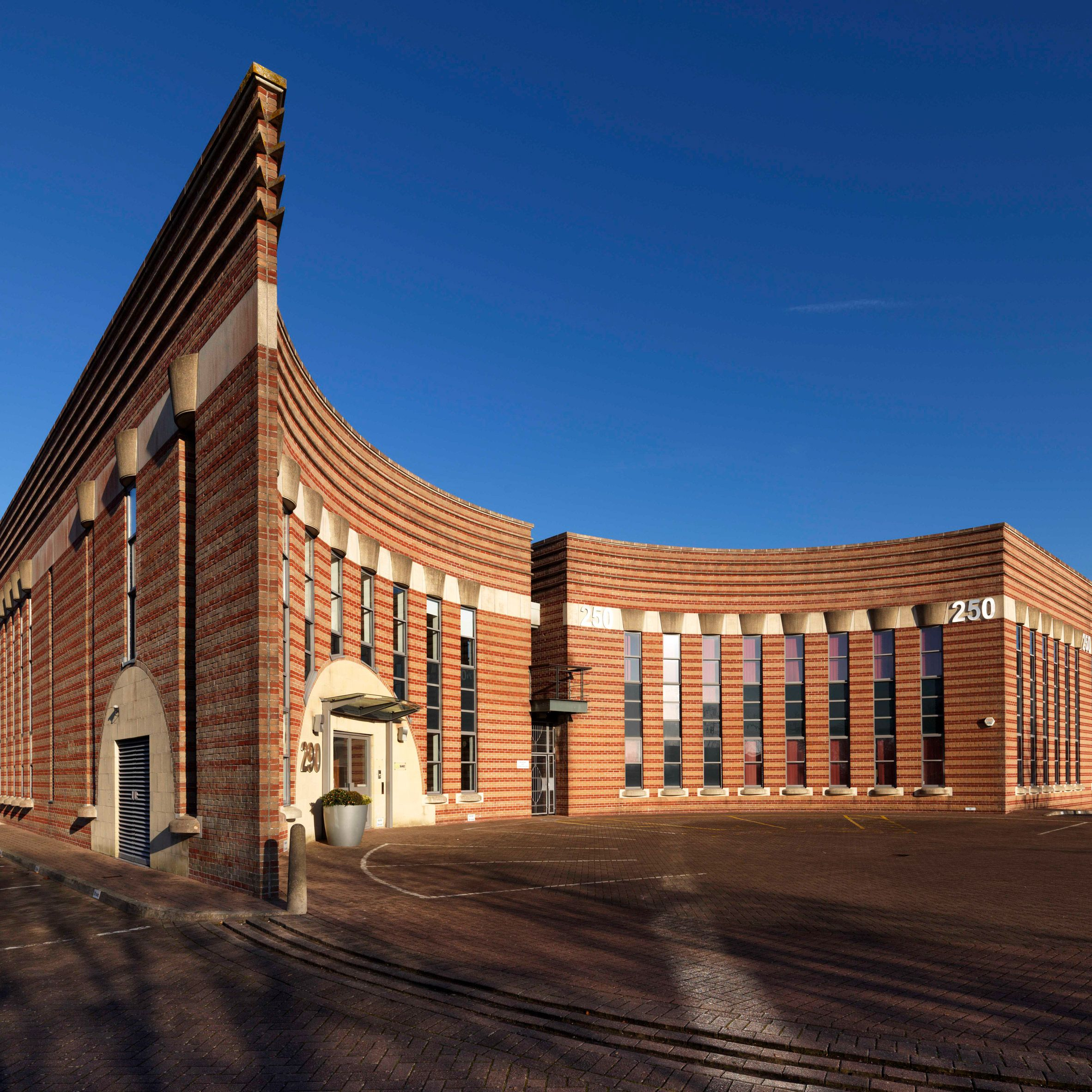17 Postmodern Buildings Join Uk S Listed Building Register Postmodernism Listed Building British Architecture