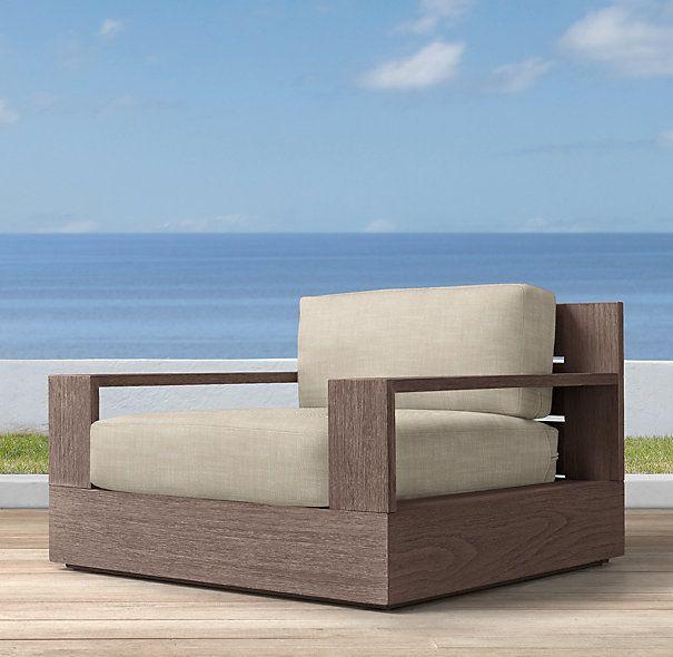 Marbella Teak Classic Lounge Chair Cushions Diy Idea