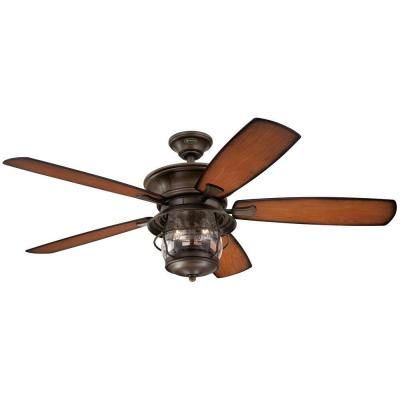 Westinghouse brentford 52 in indooroutdoor aged walnut ceiling fan with its aged walnut finish and 5 weatherproof abs resin reversible blades this westinghouse brentford 52 in indooroutdoor ceiling fan will add rustic aloadofball Image collections