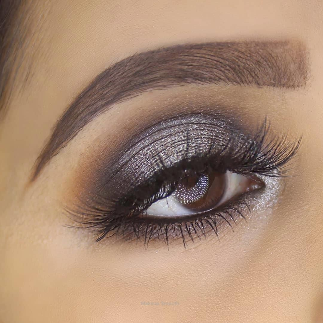 makeup ideas for brown eyes Makeup, Eyes, Brown eyes