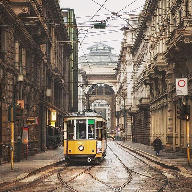 MILAN, ITALY. #Milan - #Italy Photo Credit: @bu_khaled Chosen by: @la_gomme