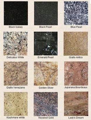 Choicegraniteandmarble Types Of Granite Countertops Decoratingkitchen