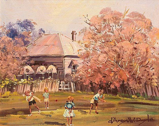 Memories Australian Art Australian Artists Landscape Paintings