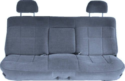 Replacement Seat Cover For The Ford Full Size Trucks With Fold Up Arm Rest And