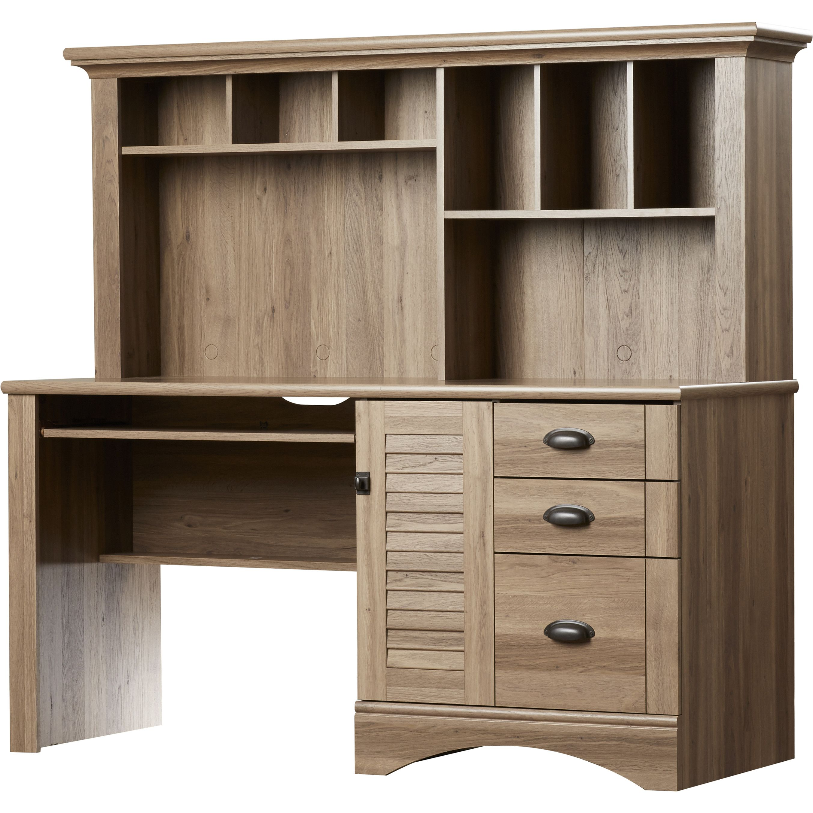 office desk with hutch storage. beachcrest home pinellas rectangular computer desk with hutch and storage drawers office i
