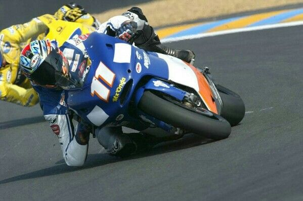 Andrea Dovizioso, Ducati Team, MotoGP Grand Prix van