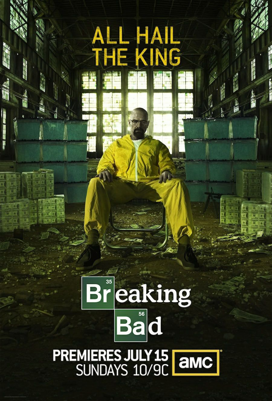 Breaking Bad Season 5 2012 2013 Breaking Bad Season 5 Breaking Bad Seasons Breaking Bad Poster