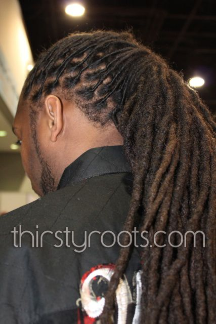 how to make your hair thicker for men