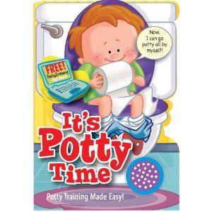 Potty Training Books $7.95 babypottyseat.com | Potty ...