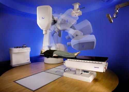 Mount Carmel St Ann S And Columbus Cyberknife Have Upgraded Technology Cancer Treat Cancer Cancer Patients