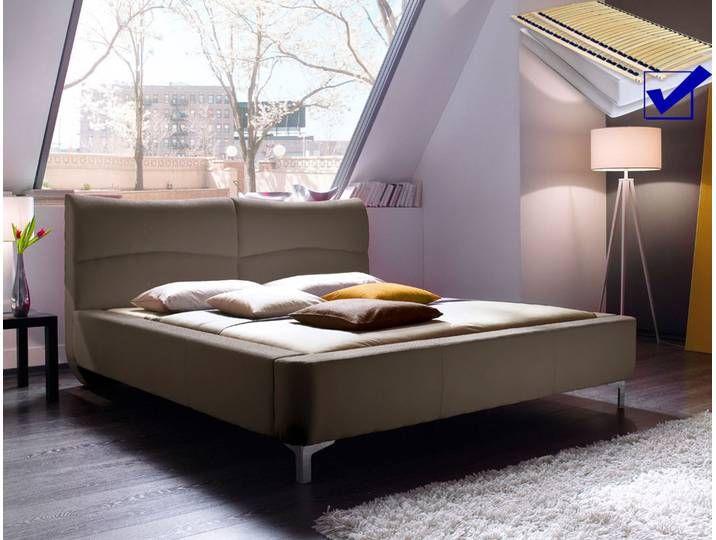 Polsterbett Cloude Bett 160x200 Cm Cappuccino Mit Lattenrost Matratze Home Decor Furniture Outdoor Decor