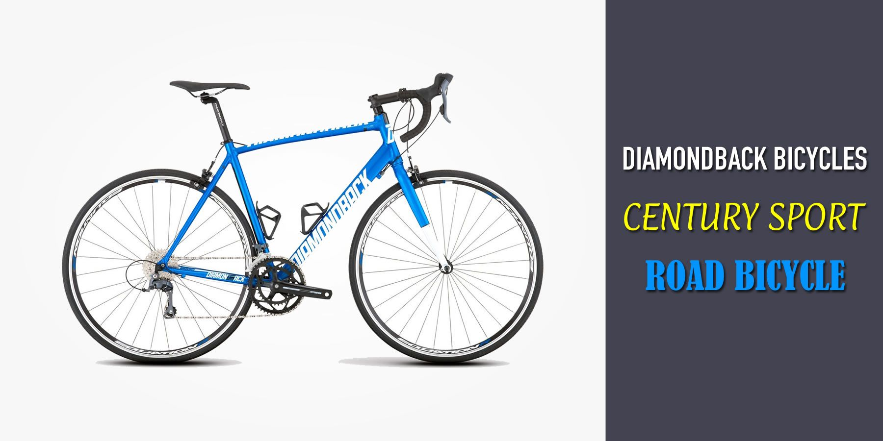 Diamondback Bicycles Century Sport Road Bicycle Review Bicycle