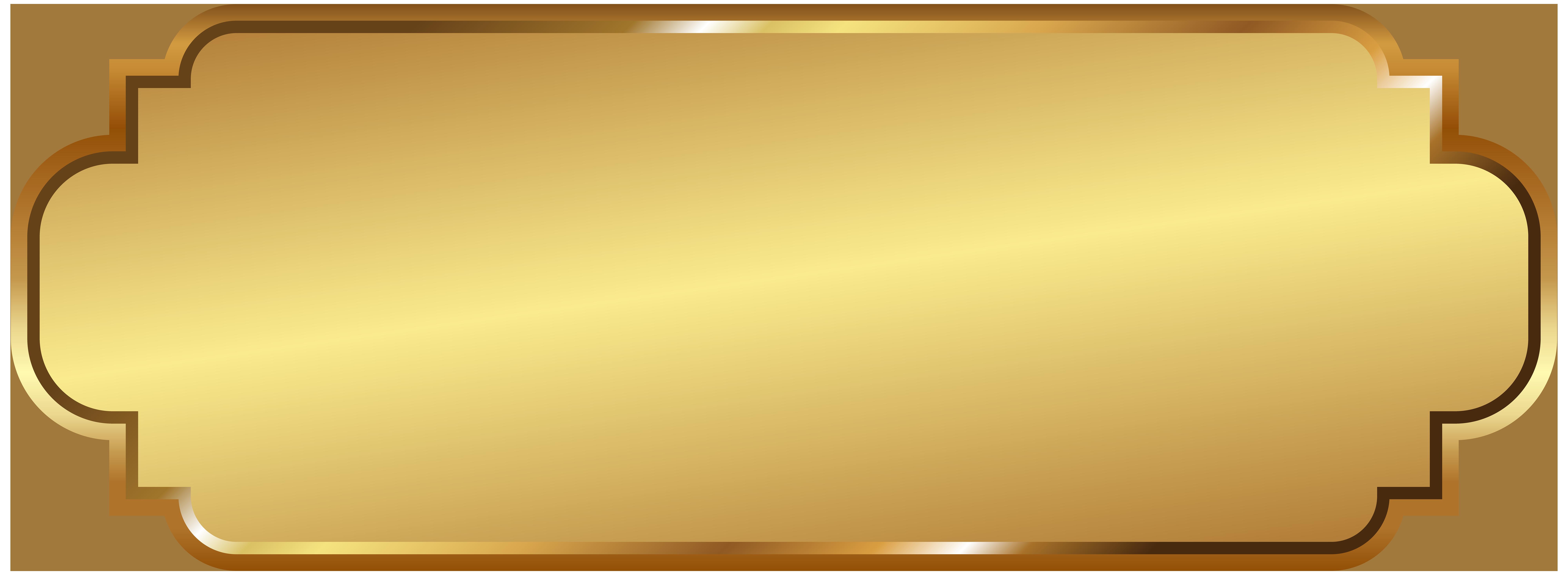 Gold Label Template Png Clip Art Image Gallery Yopriceville High Quality Images And Transparent Png Free C Desain Banner Kartu Pernikahan Fotografi Pemula