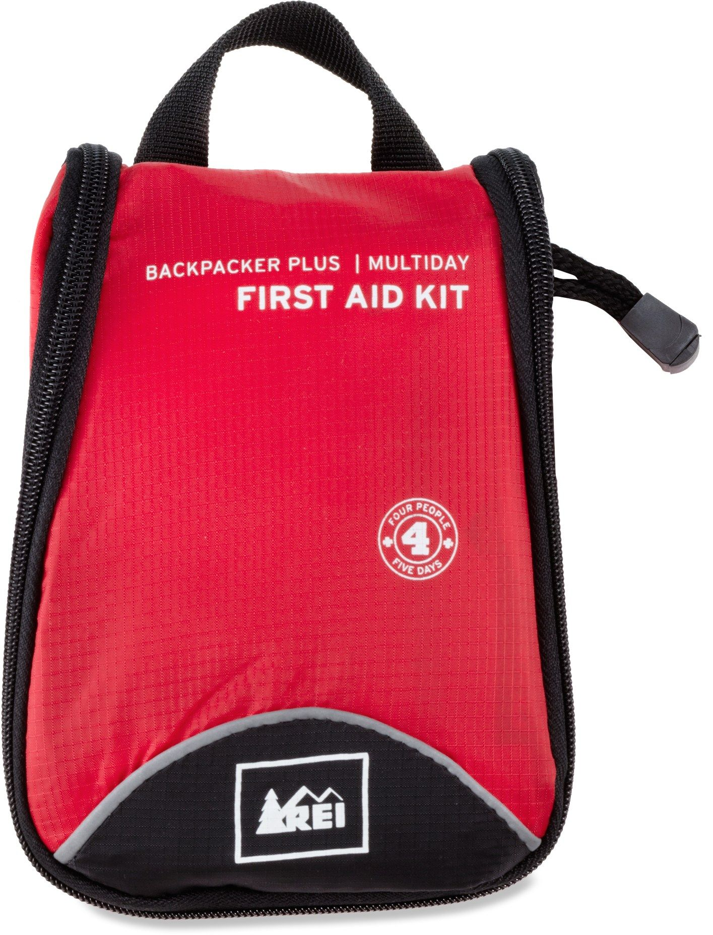 d77dfb2170b REI Backpacker Plus Multiday First-Aid Kit   Hiking, Camping and ...