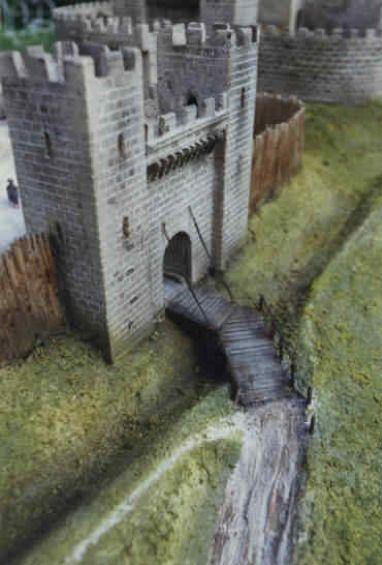 Beaudesert Castle is a...