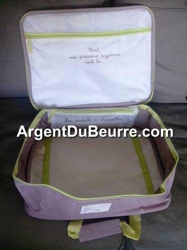 valise maternité cadeau