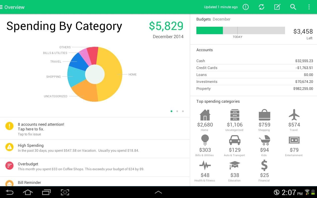 intuit mint financial 2015 Google Search Mint app
