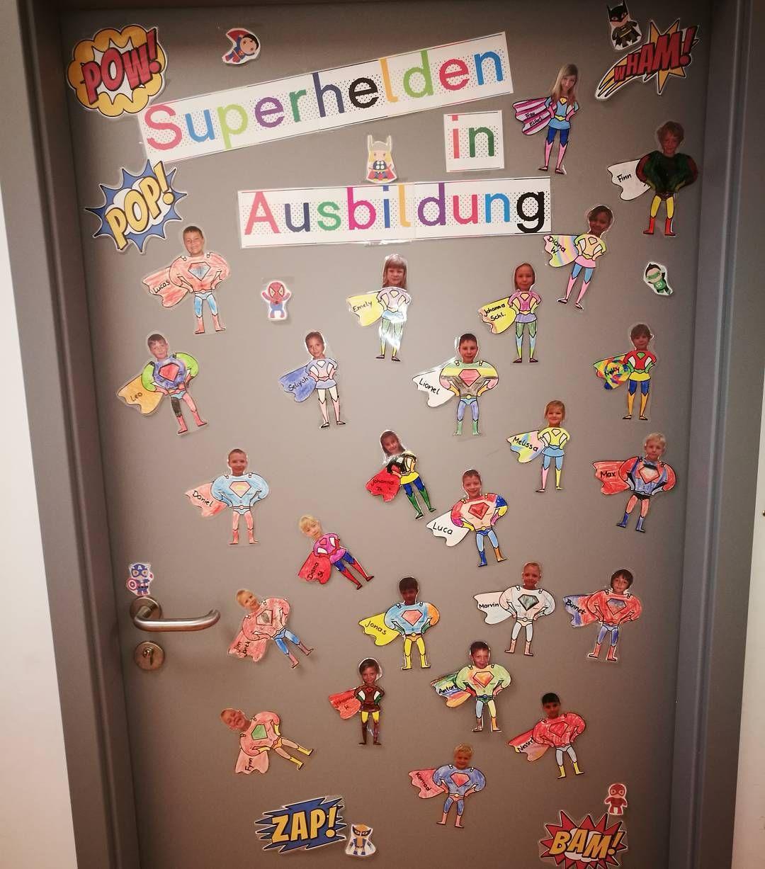 Herzlich willkommen bei den #superheldenInAusbildung # ...