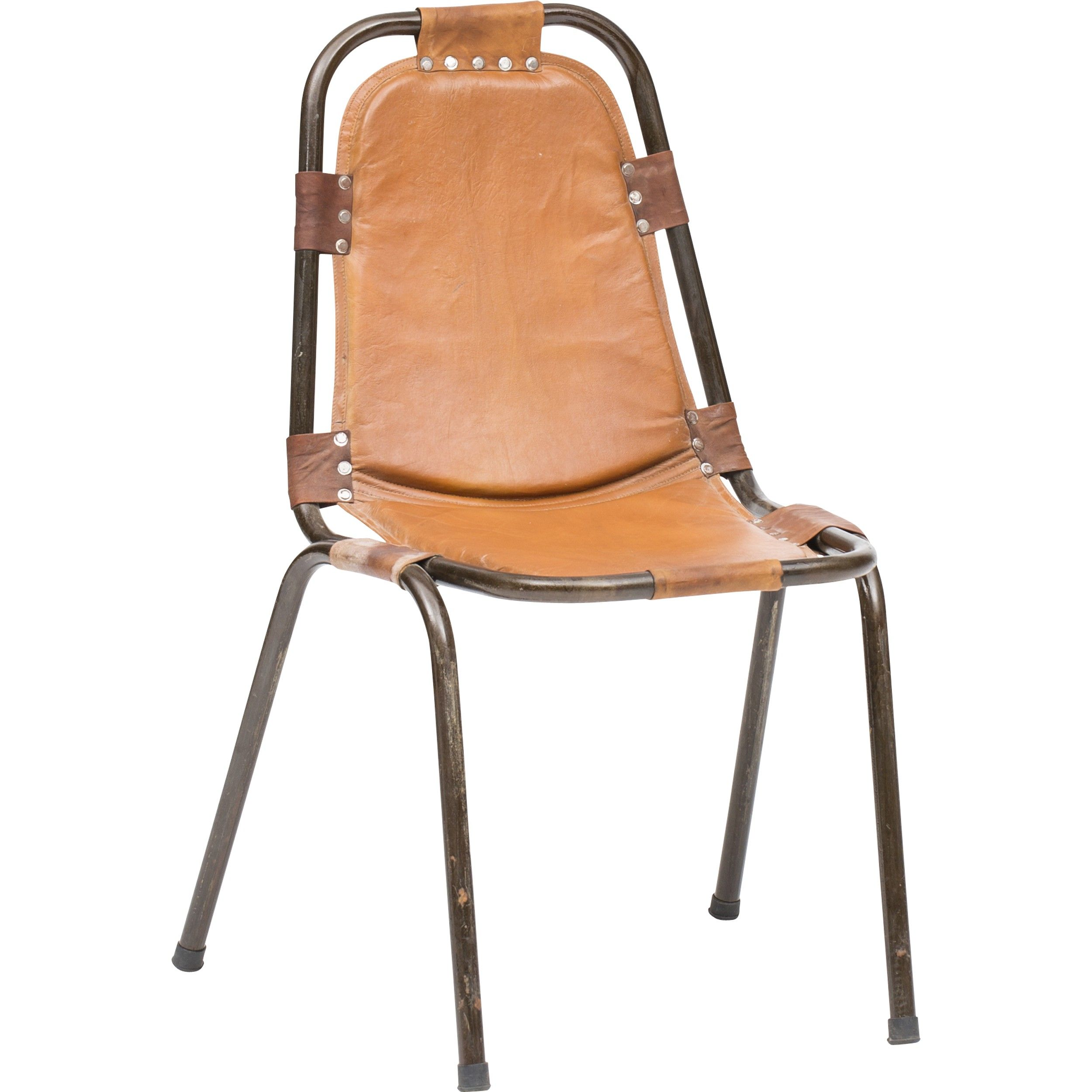 """Leather Strap Chair $198 00 """"Castle Heights"""" Pilot"""