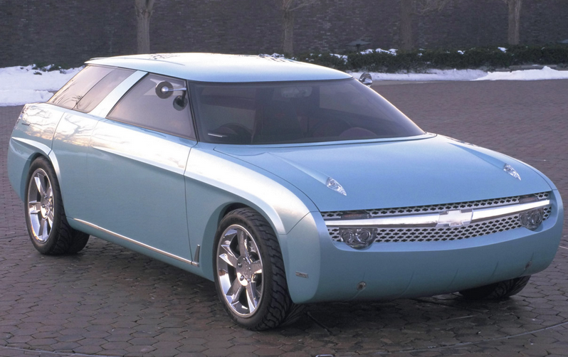 1999 Chevrolet Nomad Concept