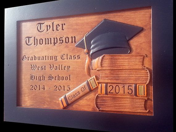 Personalized High school graduation gift for by UniqueGift ...