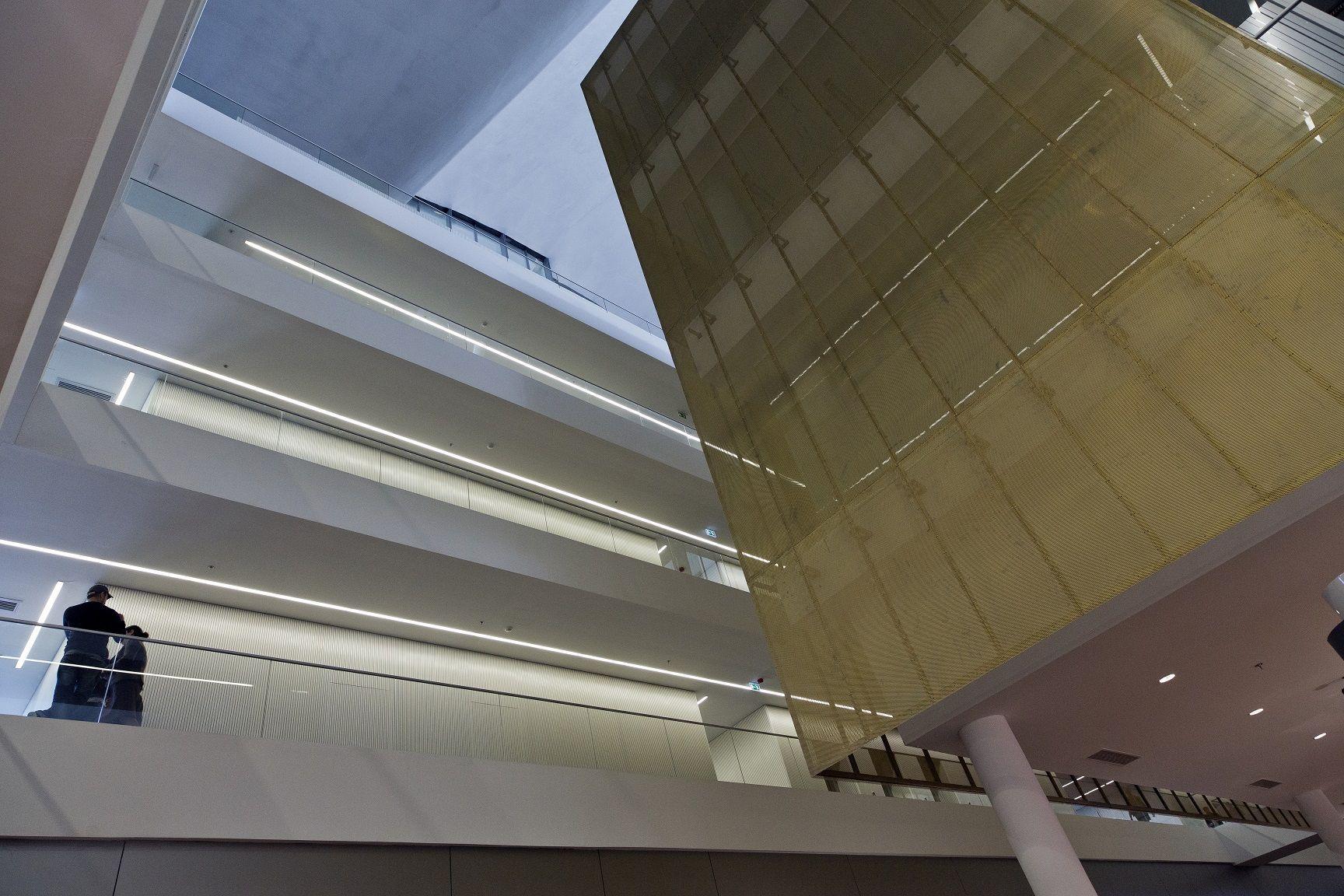 Frontlicht design tbilisi public service hall in tbilisi georgiau architectural