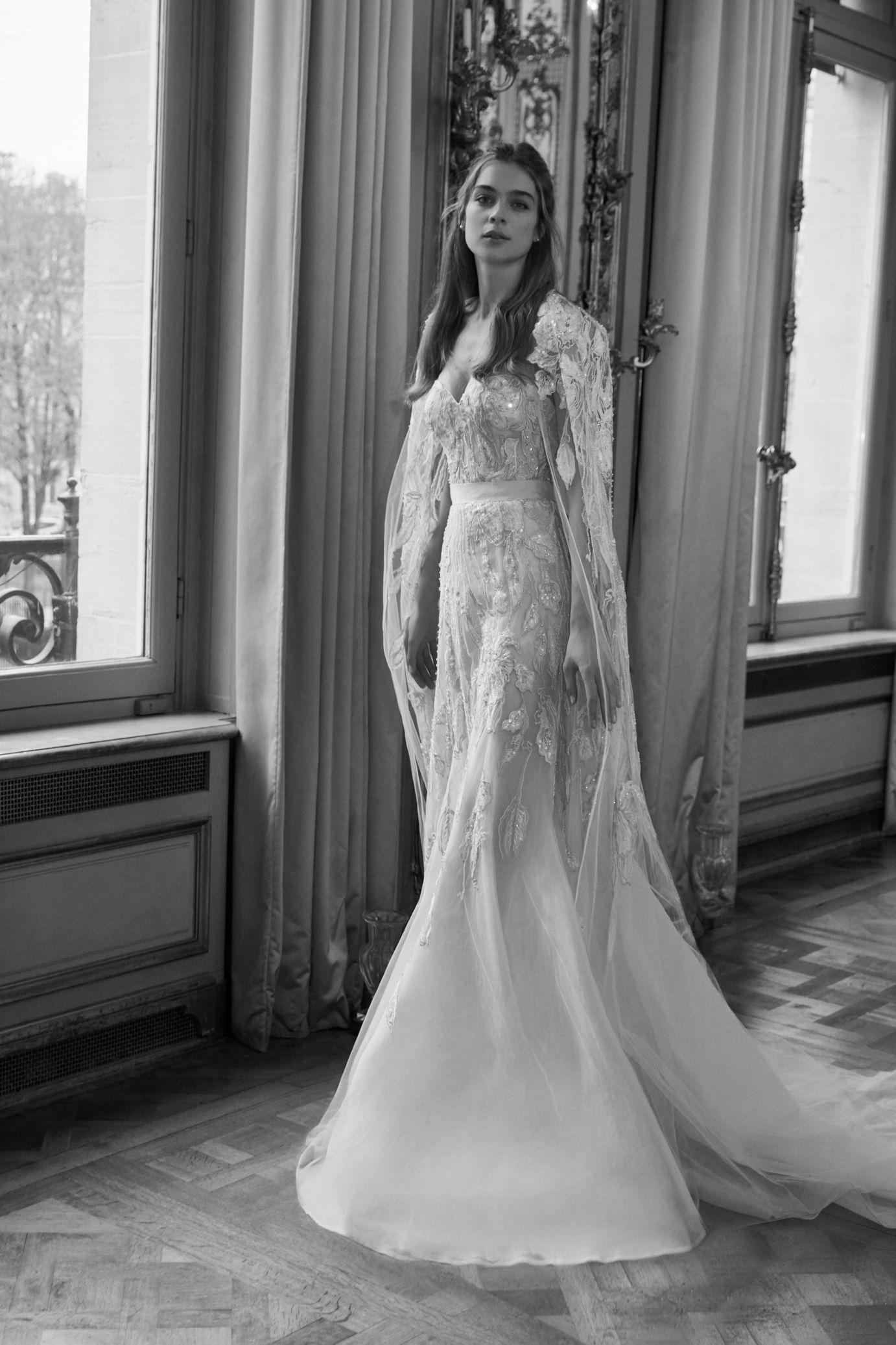 Défilés | Vogue Paris | Robe de mariee, Robe