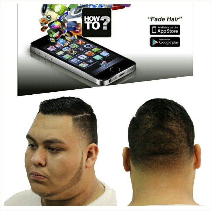 The Fade Hair App Now Available For Download In The Android