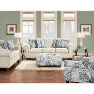 Shop For 3100 Keynote Linen Sofa. Get Free Shipping At Overstock.com   Your Online  Furniture Outlet Store! Get 5% In Rewards With Club O!   25429636