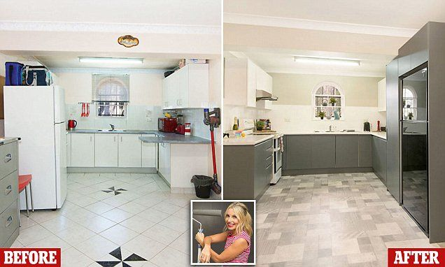 how to renovate your kitchen for under 5 000 adding thousand value daily mail online on kitchen remodel under 5000 id=54359