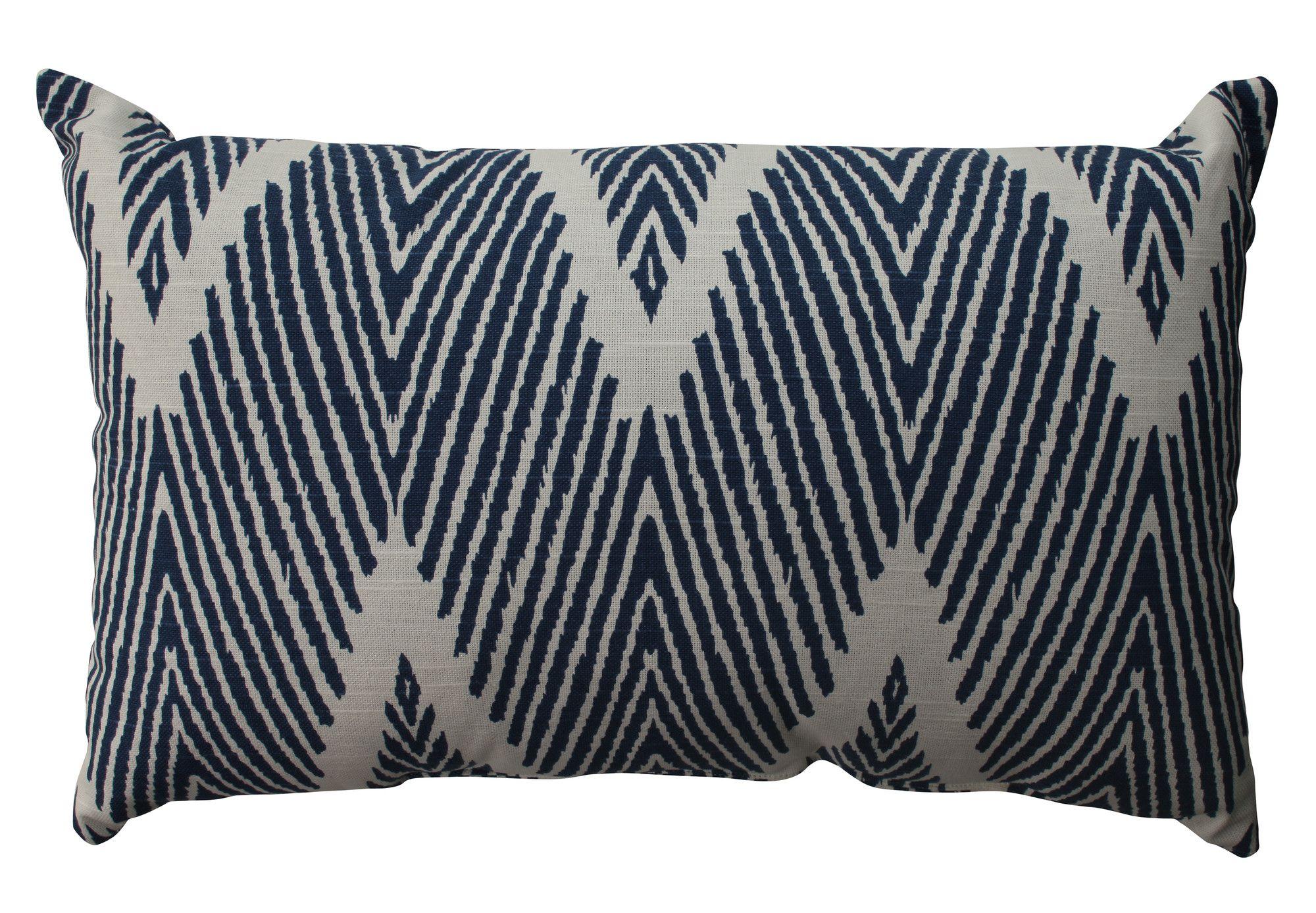 Pillow Perfect Bali Cotton Throw Pillow & Reviews | Wayfair