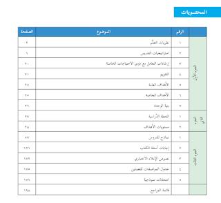 دليل المعلم لمبحث اللغة العربية للصف التاسع الفصلين الاول والثاني Blog Posts Blog Post