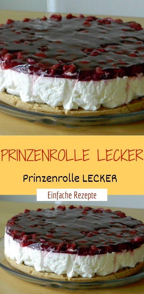 Prinzenrolle LECKER  #kuchenkekse