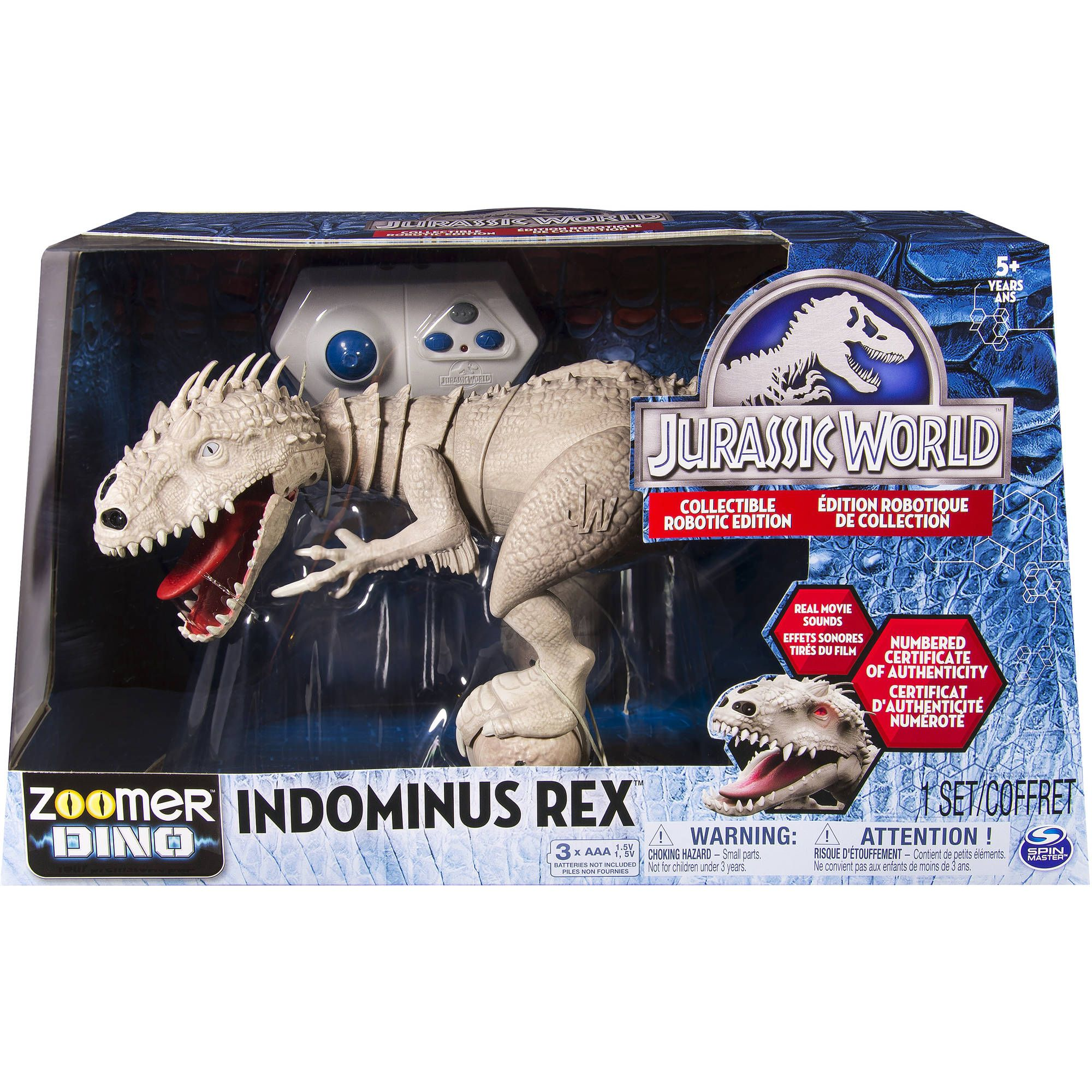 Toys Jurassic world indominus rex, Indominus rex