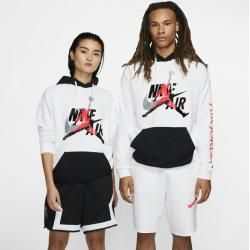 Jordan Jumpman Classics leichter Fleece-Pullover für Herren - Weiß Nike