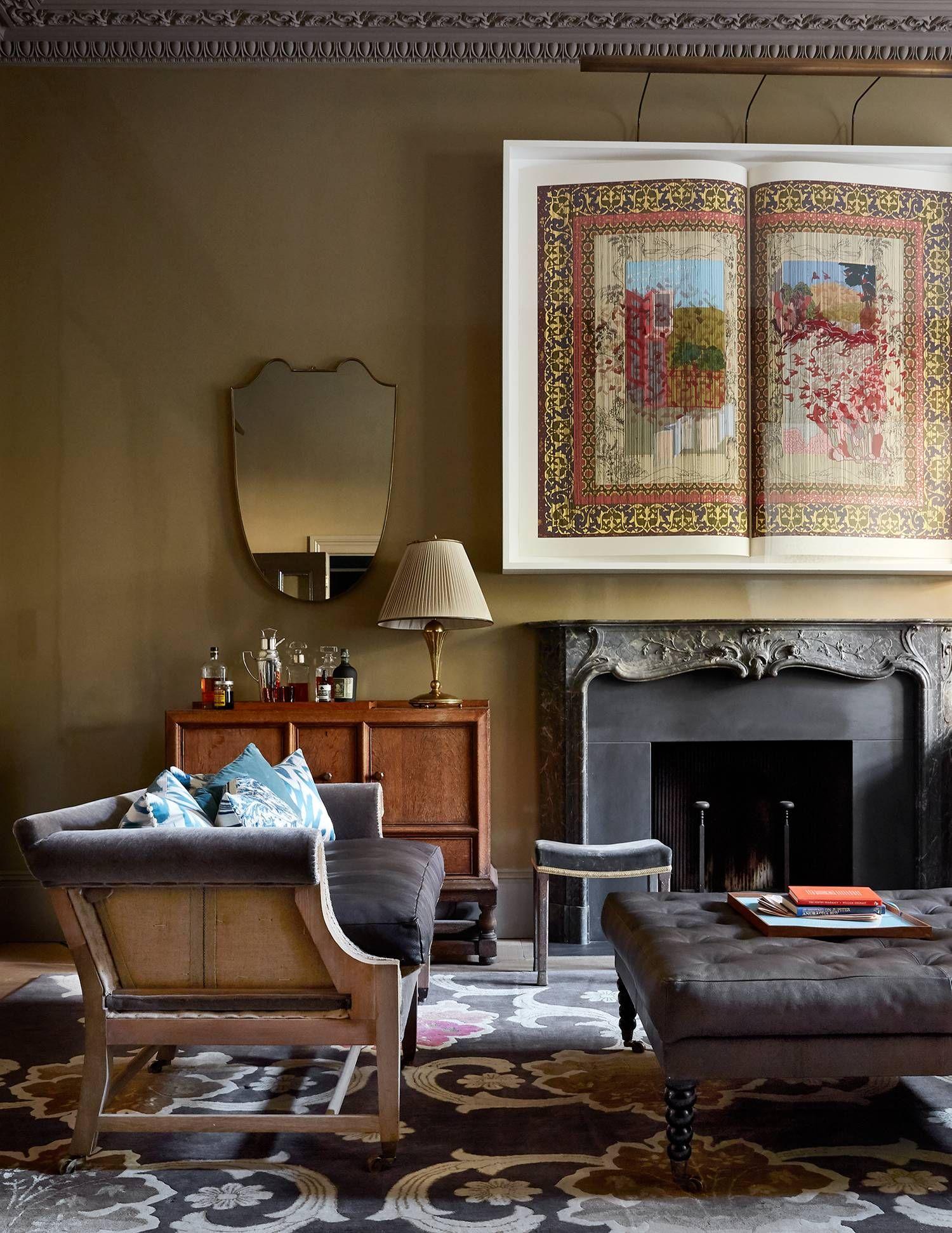 The Full List Of House Garden S Top 100 Interior Designers 2019 Interior Scandinavian Style Home Home Family