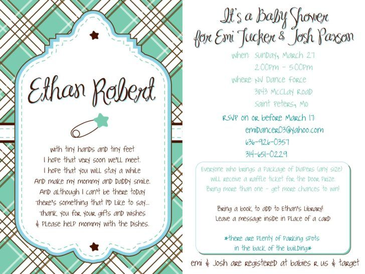 Long Distance Baby Shower Invitation Wording Remarkable Invite