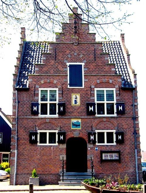 ♕ |  Grootschermer Townhall, Netherlands  |  by Ard Hesselink