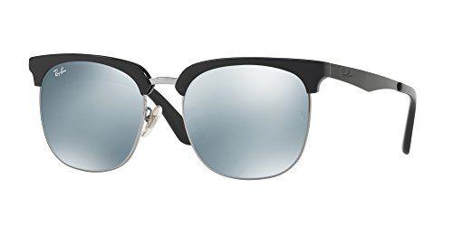 Ray-Ban RB2132 Sonnenbrille Mattschwarz 62217 55mm ygzLzsAXR