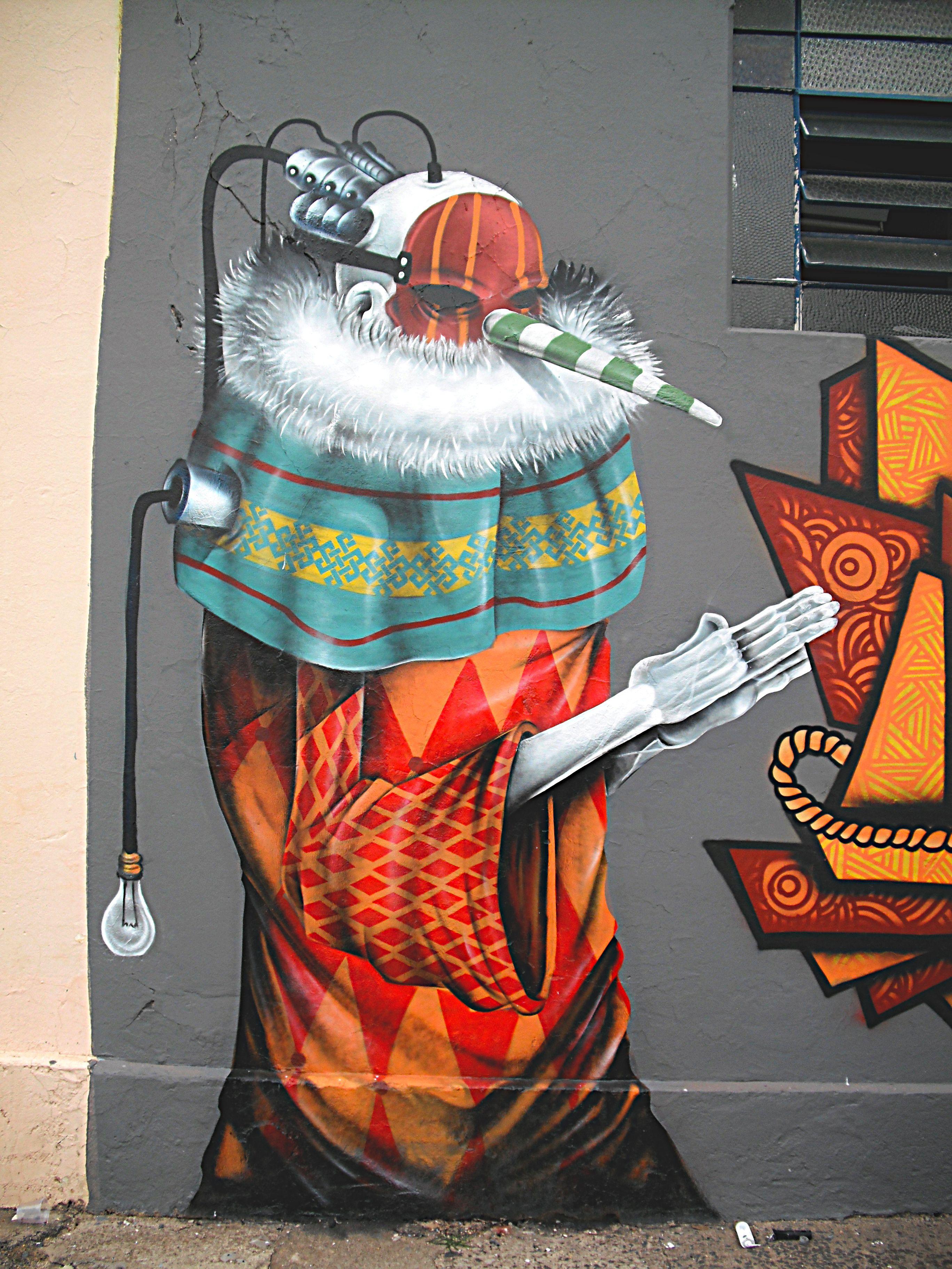 Artist Will Ferreira