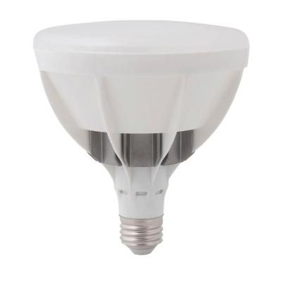 900 Lumens Ecosmart 90w Equivalent Soft White 2700k Br40 Led Light Bulb Ecs Br40 90we W27 120 The Home Depot Light Bulb Led Lights Led Flood Lights